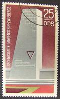 Изображение ГДР 1973 г. Mi# 1878 • Международные памятники жертвам • Used(ФГ) XF