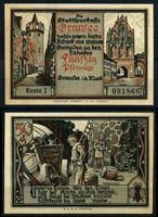 Picture of Германия •  Гранзее 1921 г. • 50 пфеннигов • Городские башни • локальный выпуск • UNC пресс