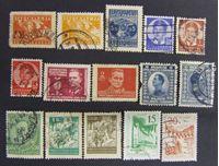 Image de Югославия • Набор из 15 марок старой Югославии. Лот 9 VF+