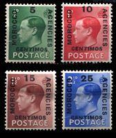 Image de Марокканские агенства 1936 г. • Эдуард VIII( не коронованный) • стандарт • MLH OG VF • полн. серия