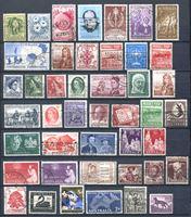 Изображение Австралия • 193x-6x гг. • лот 40+ разных старых марок • Used VF