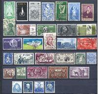 Изображение Ирландия • 192x-6x гг. • лот 32 разные старые марки • Used VF