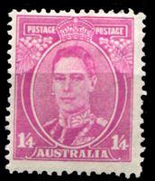 Изображение Австралия 1937-49 гг. Gb# 175 • 1s.4d. • MLH OG XF