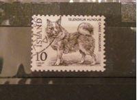 Image de Исландия 1980 г. Mi# IS 550 (SC# IS 526 )  • 10 kr. • Фауна Исландии: Собаки • стандарт • Used XF ( кат.- €0,2 )