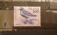 Image de Исландия 1981 г. Mi# IS 568 (SC# IS 544 )  • 100 kr. • Фауна Исландии: Птицы • стандарт • MNH OG XF ( кат.- €0,2 )