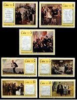 Bild von Куба 1970 г. SC# 1516-22 • 1 - 30 c. • В. И. Ленин • 100 лет со дня рождения • MNH OG XF • полн. серия