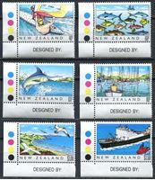 Изображение Новая Зеландия 1989 г. SC# 964-9 • Жизнь страны • MNH OG Люкс • полн. серия ( кат.- $8 )