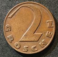 Image de Австрия 1928 г. KM# 2837 • 2 гроша • регулярный выпуск • XF+