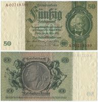 Picture of Германия 1933 г. P# 182 • 50 рейхсмарок • AU+