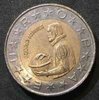 Изображение Португалия 1990 г. • KM# 645.1 • 100 эскудо • Педру Нуниш • регулярный выпуск • AU