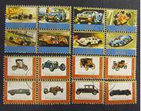 Bild von Аджман 1973 г. SC# 2900-2915 • Старые и современные автомобили • Used XF ( кат.- $12 )