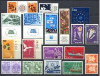 Picture of Израиль • 195x-7x гг. • лот 20+ чистых ** марок • MNH OG XF