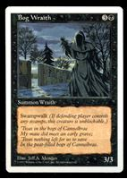 Picture of MTG (США)  • 1997 г. • Bog Wraith • 3/3 • AU