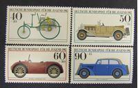Picture of Германия ФРГ 1982 г. Mi# • исторические автомобили • MNH OG XF+ ( кат.- €5 )