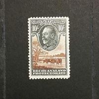 Изображение Бечуаналенд 1932 г. Gb# 110 • MLH OG ( кат.- £250 )