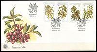 Image de Южная Африка  • Бопутатсвана 1980 г. SC# 56-9 • 5 - 20 c. • Лесные ягоды • Used(ФГ) XF • КПД