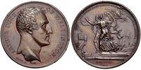 Изображение Англия 1820 г. • Медаль в память графа Веллингтона. 1808 г. • настольная медаль • VF-XF