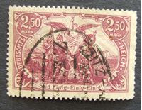 Изображение Германия 1920 г. Mi# 115 • Аллегория. Объединение Севера и Юга Германии • Used XF ( кат.- €3 )