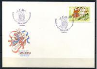 Изображение Португалия • Мадейра 1981 г. SC# 74 • 22 e. • выпуск Европа • Used(СГ) XF • КПД