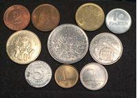 Изображение Иностранные монеты • Европа (набор 10 разных типов) без обращения! • регулярный выпуск • UNC-MS BU