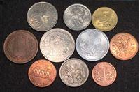 Изображение Иностранные монеты • НЕ! Европа (набор 10 разных типов) без обращения! • регулярный выпуск • UNC-MS BU