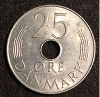 Изображение Дания 1980 г. • KM# 861.1 • 25 эре • регулярный выпуск • MS BU